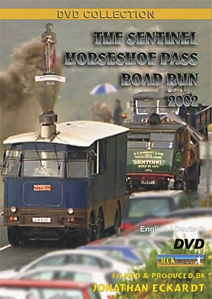 Sentinel Horseshoe Pass Road Run 2002 DVD